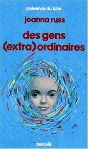 Cover of: Des gens (extra)ordinaires