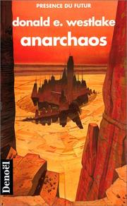 Cover of: Anarchaos