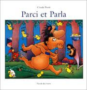 Cover of: Parci et Parla