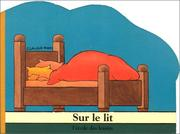 Cover of: Sur le lit