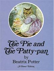 Cover of: The pie and the patty-pan