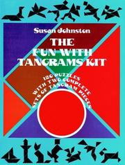 Cover of: Fun with Tangrams Kit (Entertain with Mind-Boggling Puzzles Big Books for Hours of)