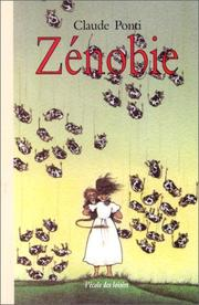 Cover of: Zénobie
