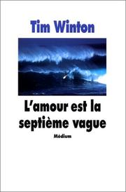 Cover of: L'Amour est la septième vague