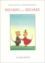 Cover of: Bizarre… bizarre