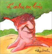 Cover of: L'Arbre en bois