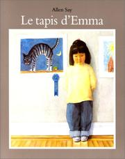 Cover of: Le tapis d'Emma