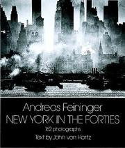 Cover of: New York in the forties