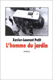 Cover of: L'homme du jardin