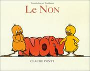 Cover of: Le Non