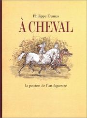Cover of: A cheval