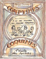 Cover of: Comptines coquines