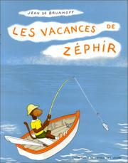 Cover of: Fr-Babar Vacances de Zephir