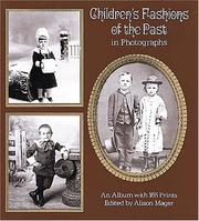 Cover of: Children of the past in photographic portraits |