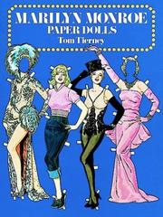 Cover of: Marilyn Monroe Paper Dolls (Famous Americans)
