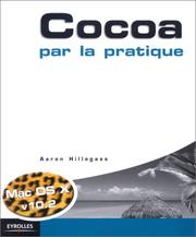 Cover of: Cocoa par la pratique