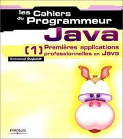 Les Cahiers du programmeur