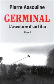 Cover of: Germinal