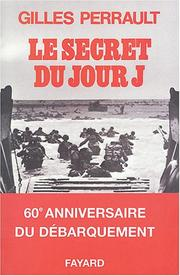 Cover of: Le secret du jour J