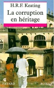 Cover of: La corruption en héritage