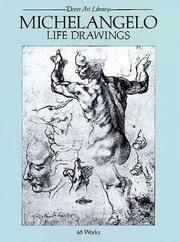 Cover of: Michelangelo Life Drawings (Dover Art Library) | Michelangelo.