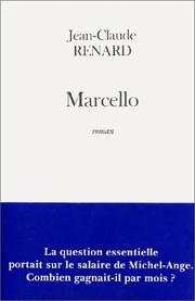 Cover of: Marcello