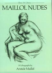 Cover of: Maillol nudes