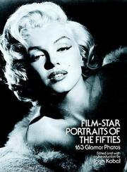 Cover of: Film-Star Portraits of the Fifties