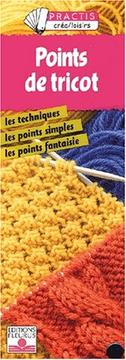 Cover of: Points de tricot  by