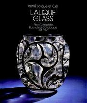 Cover of: Lalique glass