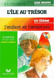 Cover of: L'île au trésor by