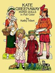 Cover of: Kate Greenaway Paper Dolls