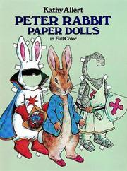Cover of: Peter Rabbit Paper Dolls in Full Color