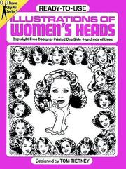 Cover of: Ready-to-Use Illustrations of Women's Heads