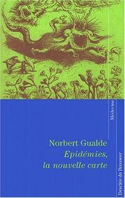 Cover of: Epidémies