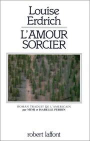 Cover of: L'amour sorcier