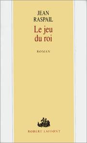 Cover of: Le jeu du roi