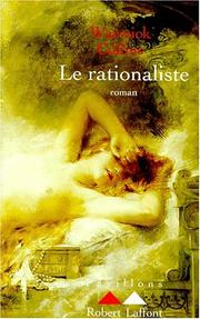 Cover of: Le rationaliste