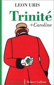 Cover of: Trinité, tome 1