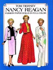 Cover of: Nancy Reagan Fashion Paper Dolls in Full Color