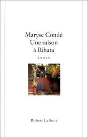 Cover of: Une saison à Rihata