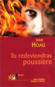 Cover of: Tu redeviendras poussière