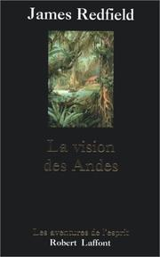 Cover of: La vision des Andes