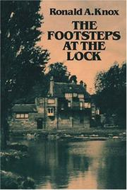 Cover of: The footsteps at the lock