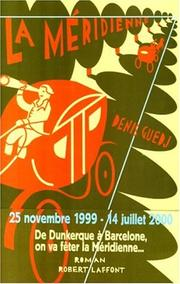 Cover of: La Méridienne