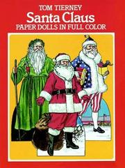 Cover of: Santa Claus Paper Dolls in Full Color