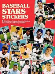 Cover of: Baseball Stars Stickers