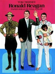 Cover of: Ronald Reagan paper dolls in full color