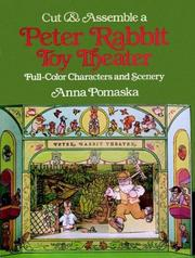 Cover of: Cut & Assemble a Peter Rabbit Toy Theater