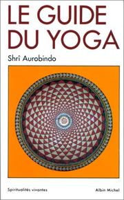Cover of: Le Guide du yoga